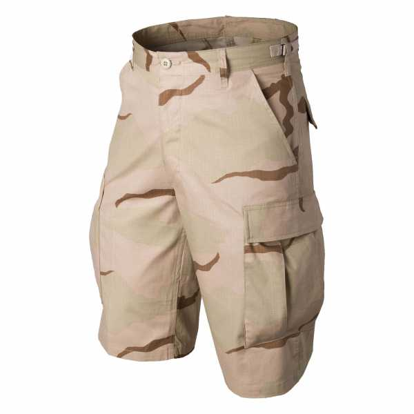 Helikon Tex BDU Shorts Cotton Ripstop us desert
