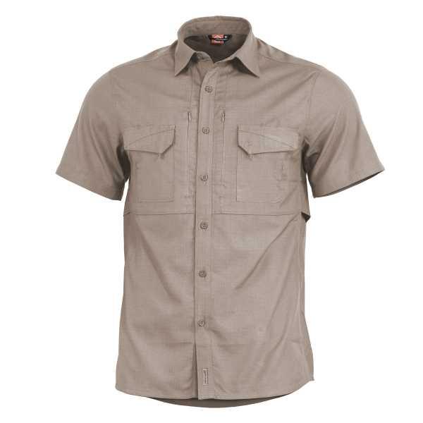 Pentagon Plato kurzarm Polo Shirt khaki