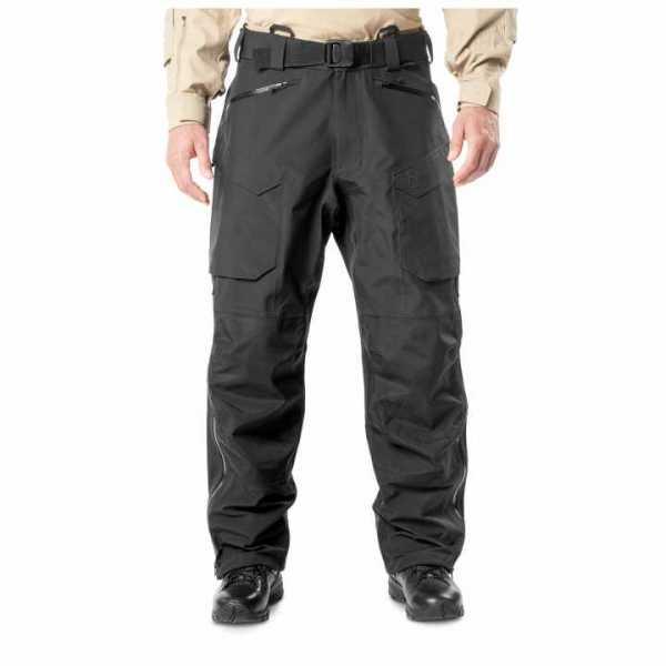 XPRT Waterproof Hose schwarz