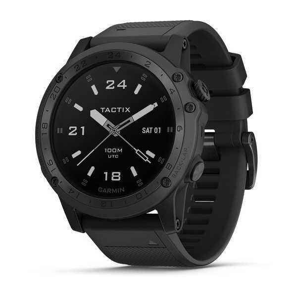 Garmin tactix® Charlie, GPS Uhr, schwarz