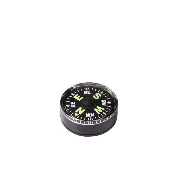 Knopfkompass Small schwarz