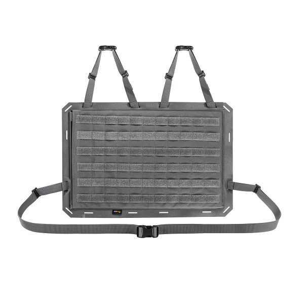 Tasmanian Tiger TT TacVec Pouch 1 Molle-kompatible Erste Hilfe Einsatz Zusatz-Tasche f/ür das TT Modular Front Seat Panel 13 Liter Volumen Carbon