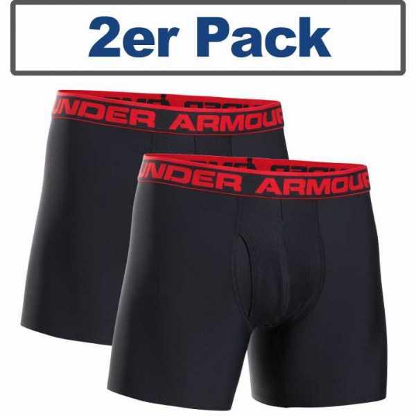 Under Armour Boxershorts black HeatGear®