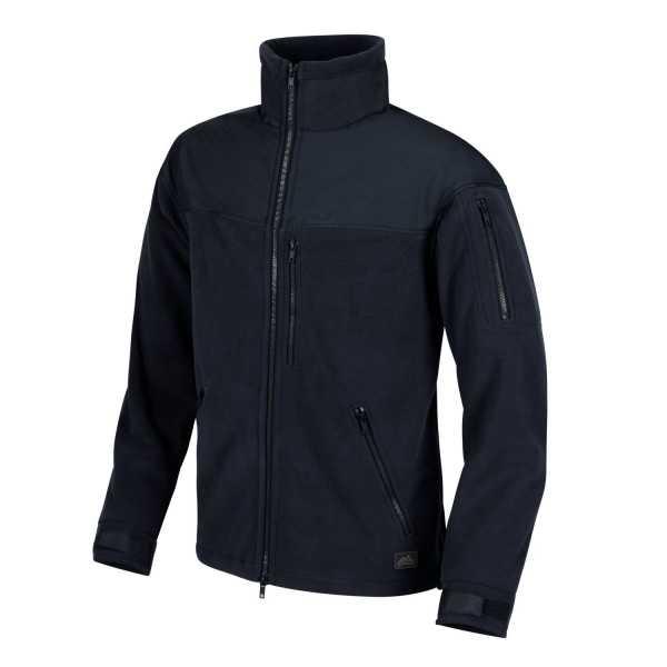 Helikon-Tex Classic Army Fleece Jacke navy blau
