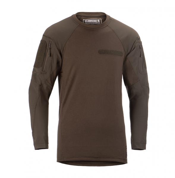 Clawgear Instructor Shirt LS MK II Ral 7013