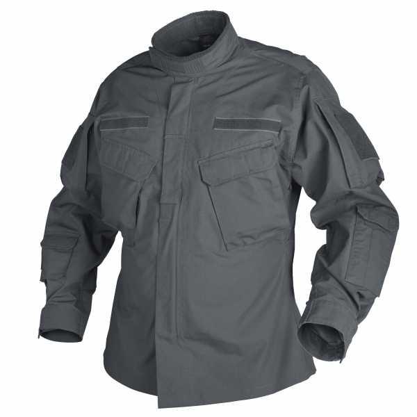 Helikon Tex CPU Shirt Polycotton Ripstop shadow grau
