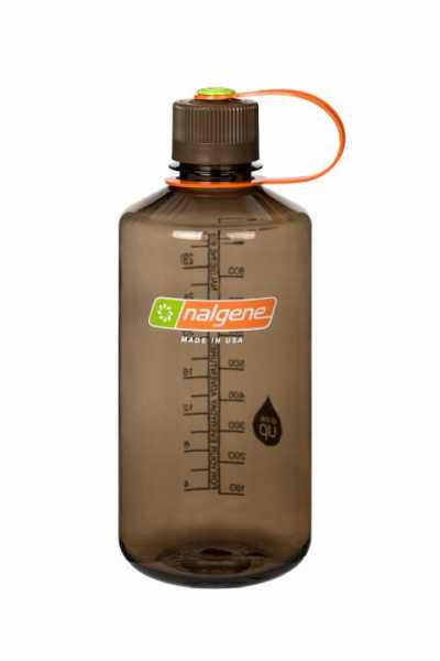 Nalgene Narrow Mouth Bottle 1.0L Woodsman