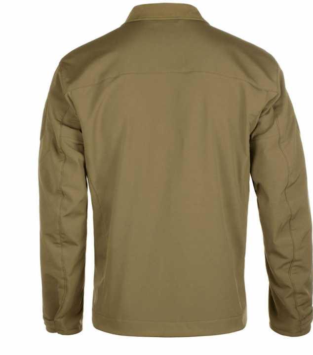 e5babd262d Taktische Softshell Jacke Rapax coyote von Clawgear online kaufen ...