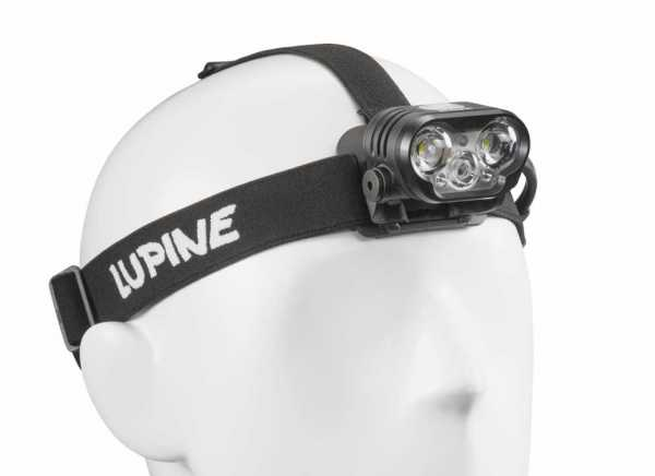 Lupine Bilka X4 Stirnlampe