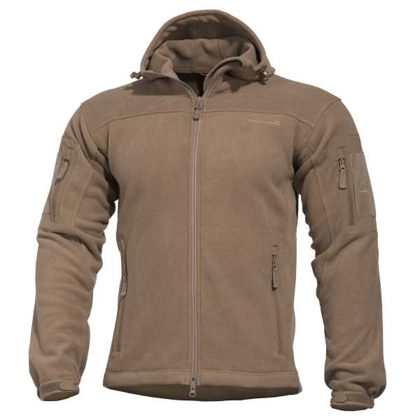 Pentagon Hercules 2.0 Fleece Jacke coyote