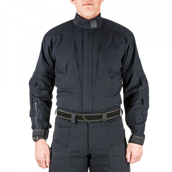 Langarmshirt XPRT Tactical schwarz von 5.11