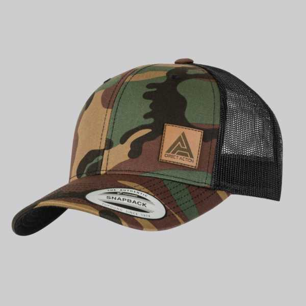Direct Action Retro Trucker Cap multicam