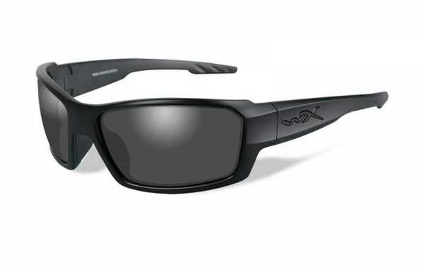 WX Rebel Smoke Grey Matte Black Frame