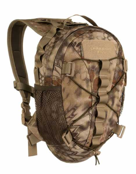 Wisport Sparrow 10l Egg kryptek highlander