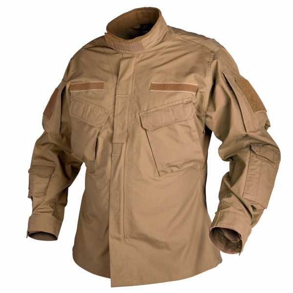 Helikon Tex CPU Shirt Polycotton Ripstop coyote