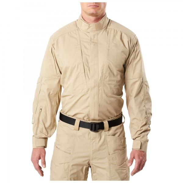 Langarmshirt XPRT Tactical khaki von 5.11