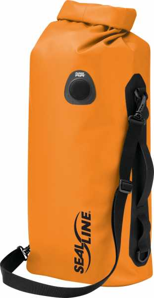 SealLine Discovery 20l Deck Dry Bag orange
