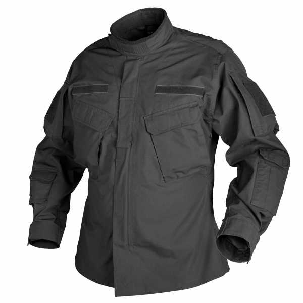 Helikon Tex CPU Shirt Polycotton Ripstop schwarz