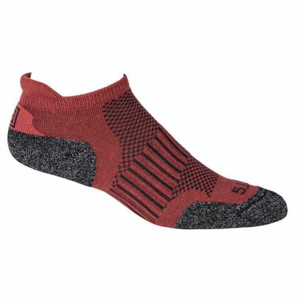 5.11 ABR Training Socken, rot