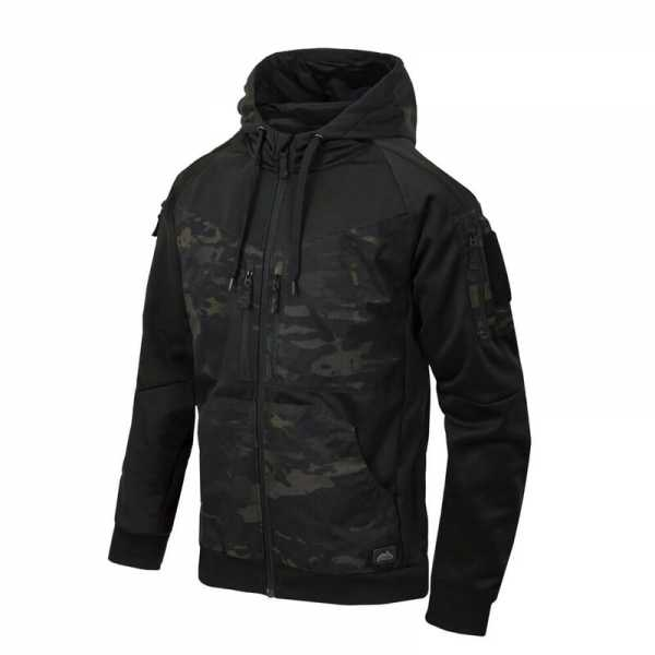 Helikon Tex Rogue Hoodie Multicam Black