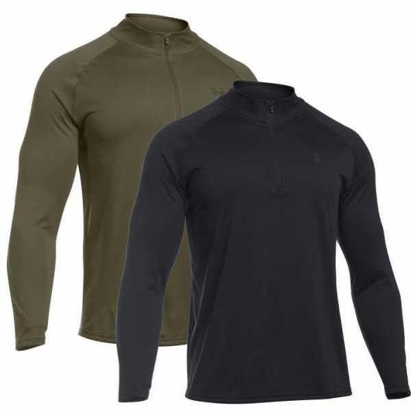 Under Armour Tactical Long Sleeve Shirt 1/4 Zip
