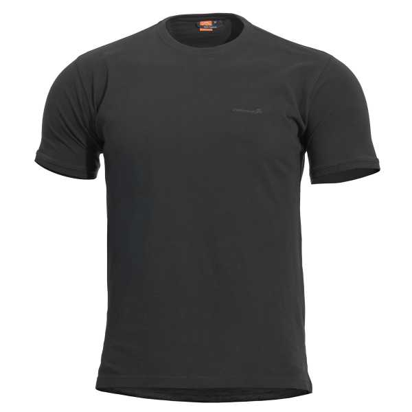 Pentagon Levantes Crew Neck T-Shirt schwarz