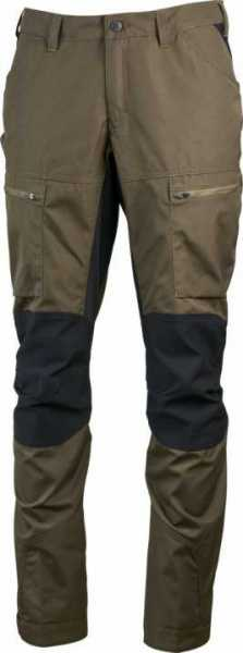 Lundhags Lockne Ms Pant Dk Forest Green