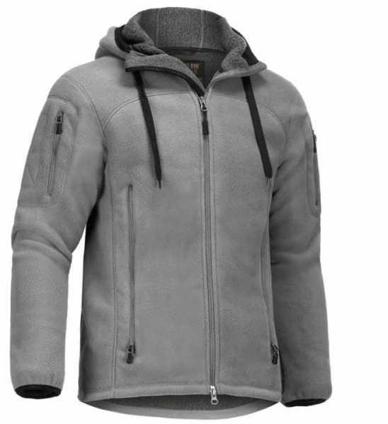 Clawgear Milvago Fleece Hoody grey