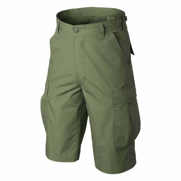 Helikon Tex BDU Shorts Cotton Ripstop oliv