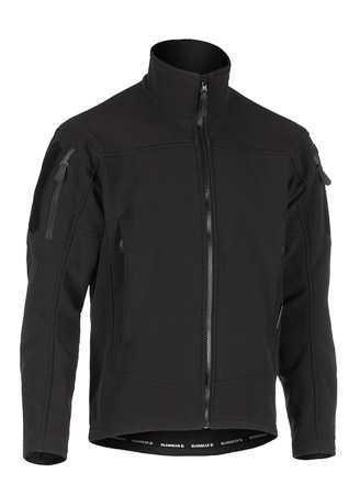 Clawgear Audax Softshell Jacket schwarz