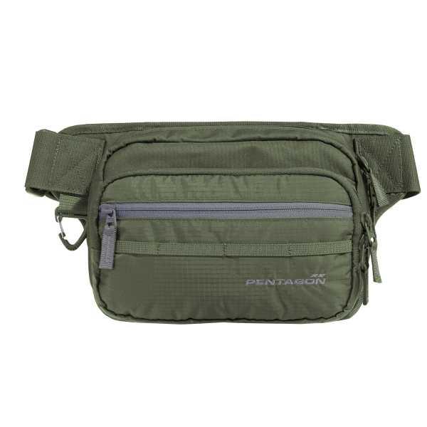 Pentagon Runner Hüfttasche oliv