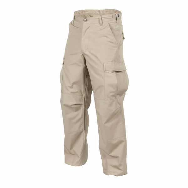 Helikon Tex BDU Pants Cotton Ripstop khaki
