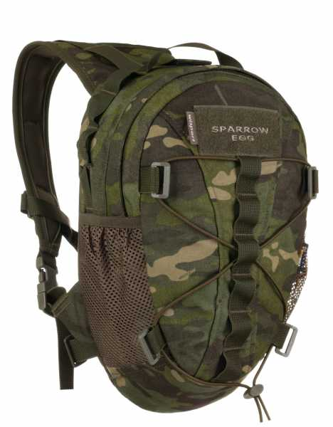 Wisport Sparrow 10l Egg multicam tropic