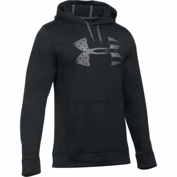 Under Armour Tonal BFL ColdGear® Kapuzenpullover schwarz