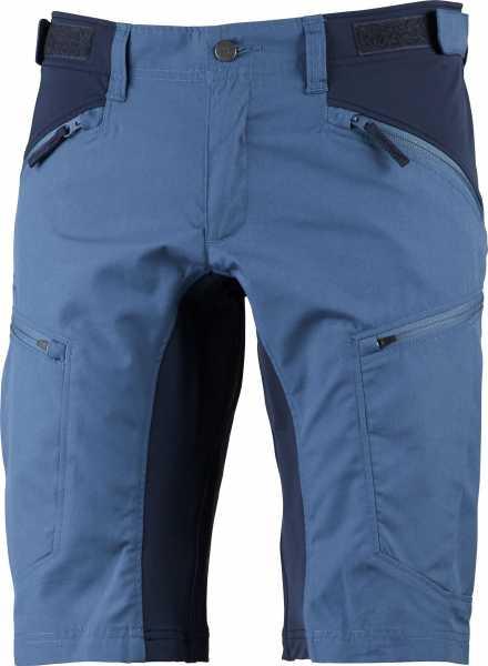 Lundhags Makke Ms Shorts blau/dunkel blau