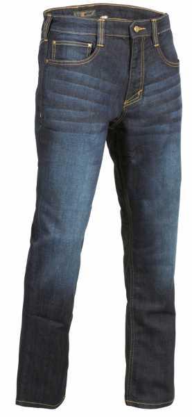 Defender Flex Slim Jeans washed Indigo