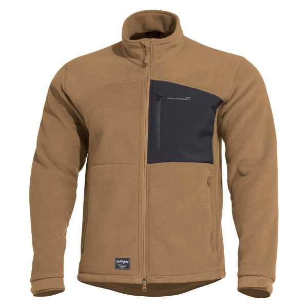 Pentagon Athos Fleecejacke coyote